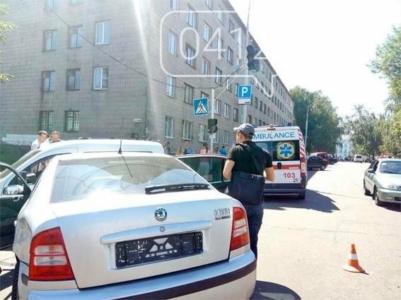 У Житомирі унаслідок ДТП постраждало 2 людей, фото-3