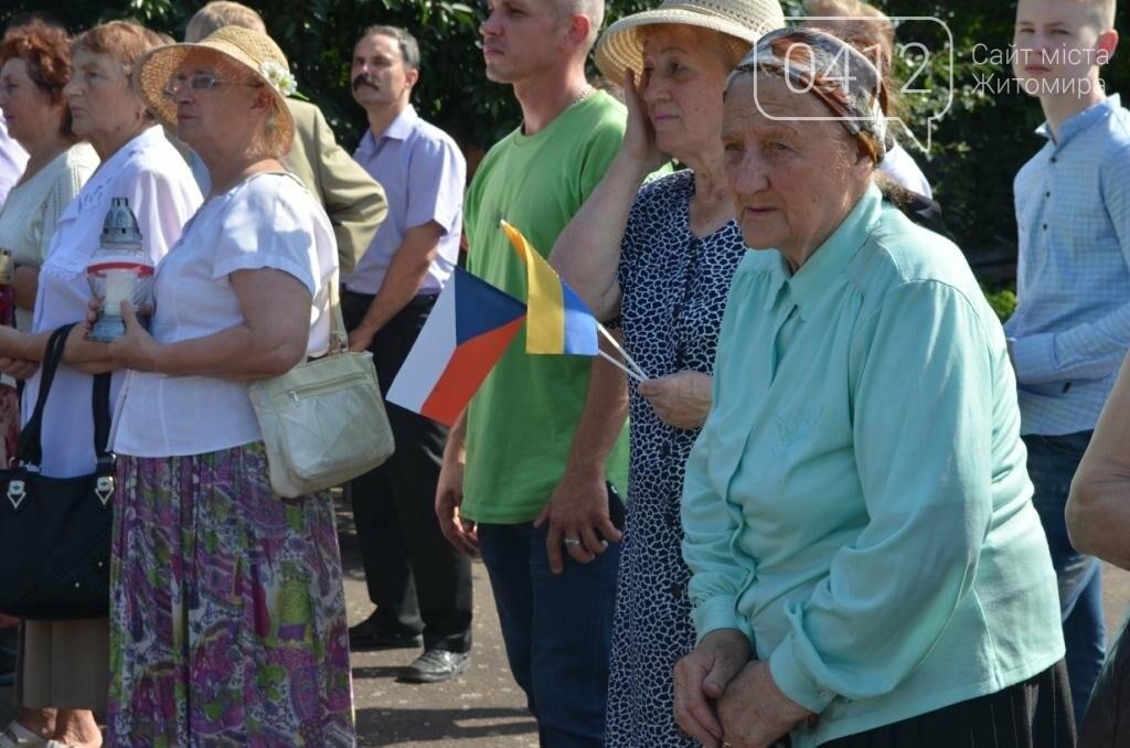 Житомиряни вшанували пам'ять жертв Великого терору, фото-3