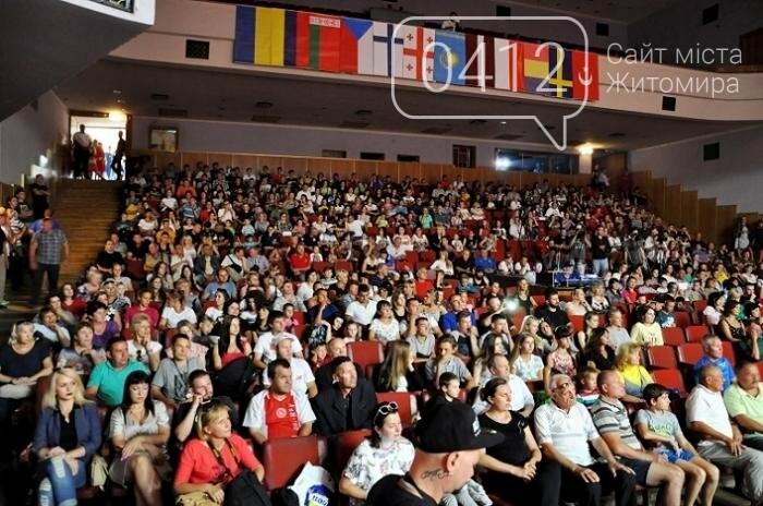 Боксери з 11 країн світу змагаються за призи братів Кличків у Бердичеві, фото-2