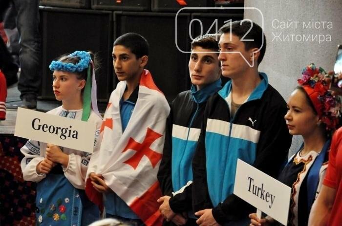 Боксери з 11 країн світу змагаються за призи братів Кличків у Бердичеві, фото-3