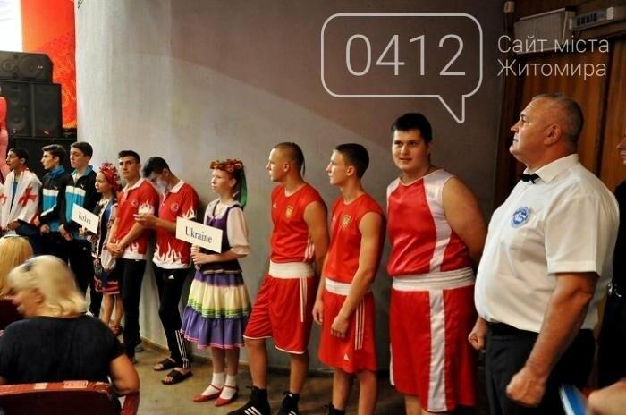 Боксери з 11 країн світу змагаються за призи братів Кличків у Бердичеві, фото-5