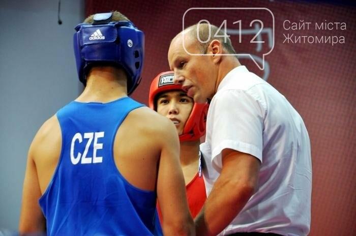 Боксери з 11 країн світу змагаються за призи братів Кличків у Бердичеві, фото-7