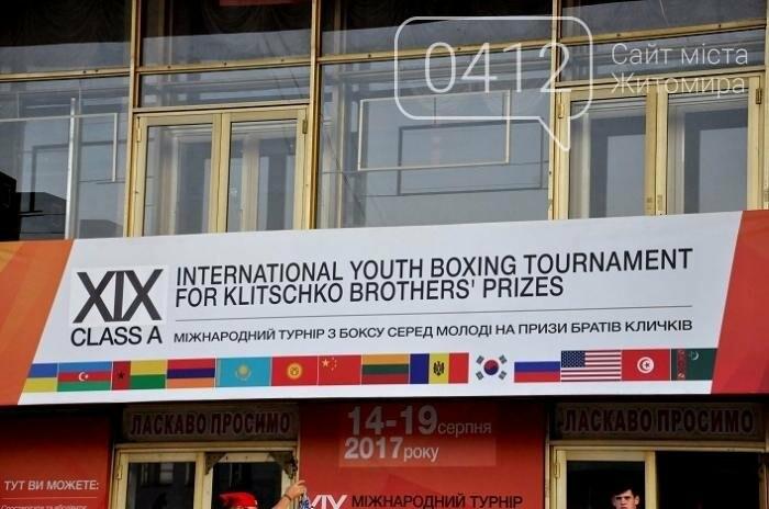 Боксери з 11 країн світу змагаються за призи братів Кличків у Бердичеві, фото-9