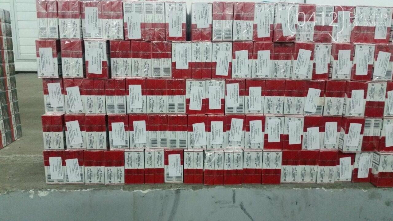 На Житомирщині викрили контрабандистів білоруських цигарок, фото-2