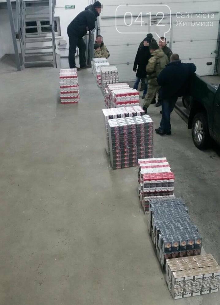На Житомирщині викрили контрабандистів білоруських цигарок, фото-8