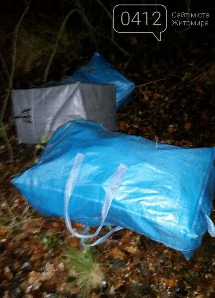 На Житомирщині викрили контрабандистів білоруських цигарок, фото-6
