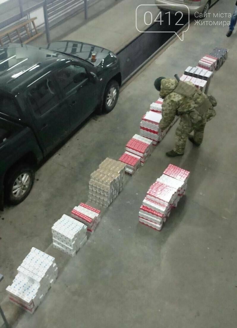 На Житомирщині викрили контрабандистів білоруських цигарок, фото-3