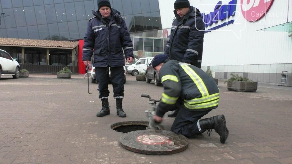Перевірка на безпеку: у Житомирі рятувальники пішли по торговим центрам, фото-2