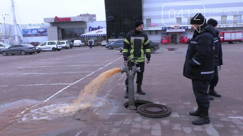 Перевірка на безпеку: у Житомирі рятувальники пішли по торговим центрам, фото-3