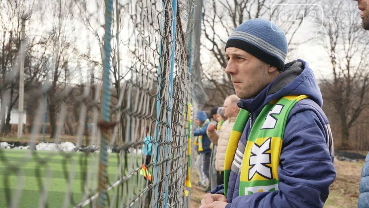 Оновлений ФК «Полісся» зіграв у нічию із львів'янами, фото-3