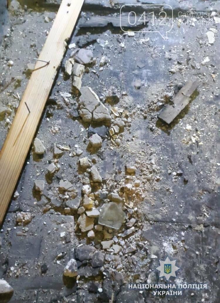 У Малині підірвали гранату в гральному закладі, фото-4