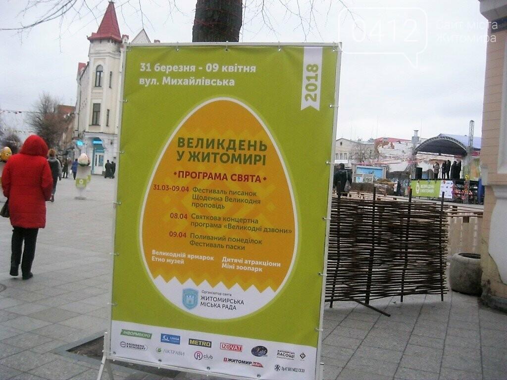 У Житомирі продовжуються заходи із відзначення Великодня, фото-3