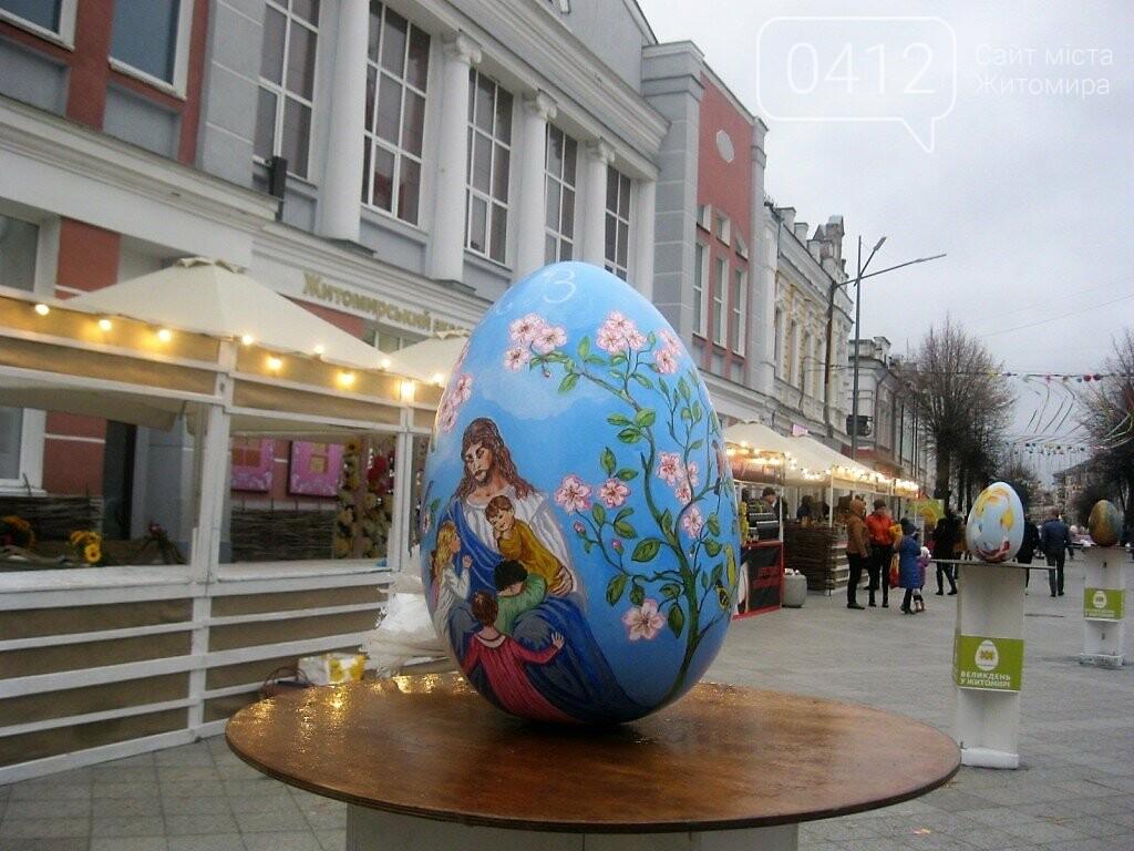 У Житомирі продовжуються заходи із відзначення Великодня, фото-4