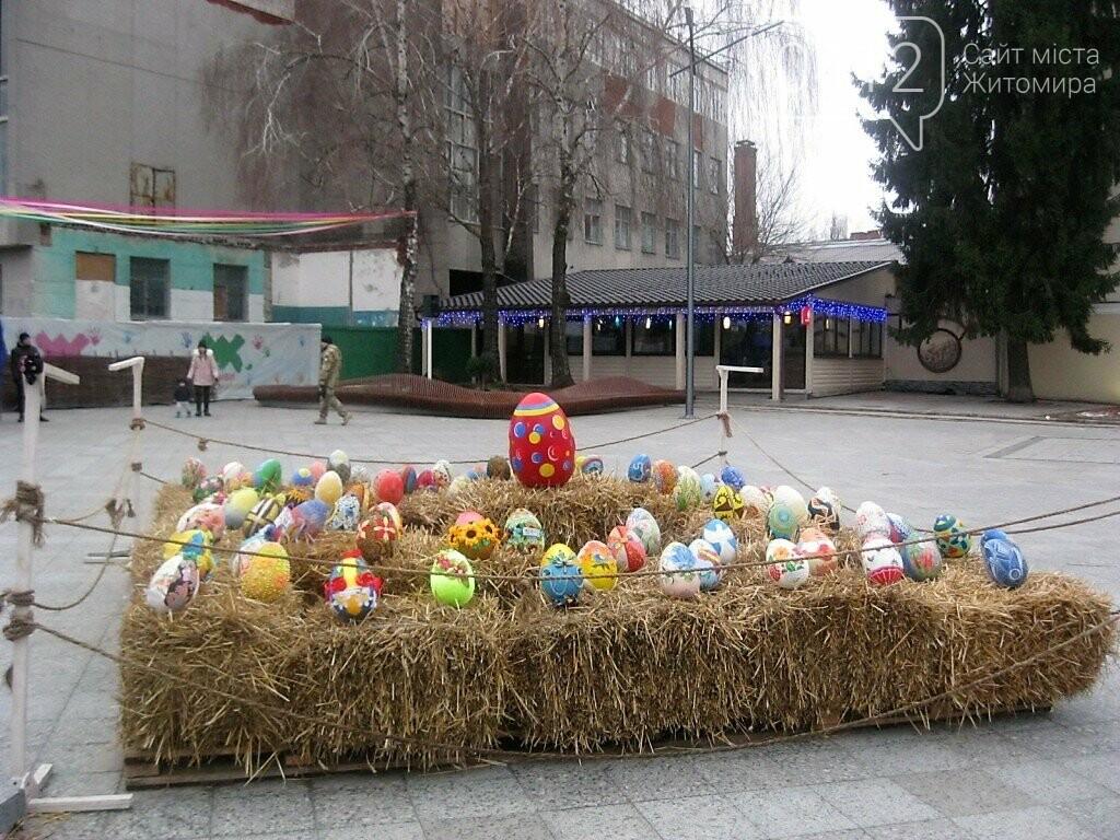 У Житомирі продовжуються заходи із відзначення Великодня, фото-8