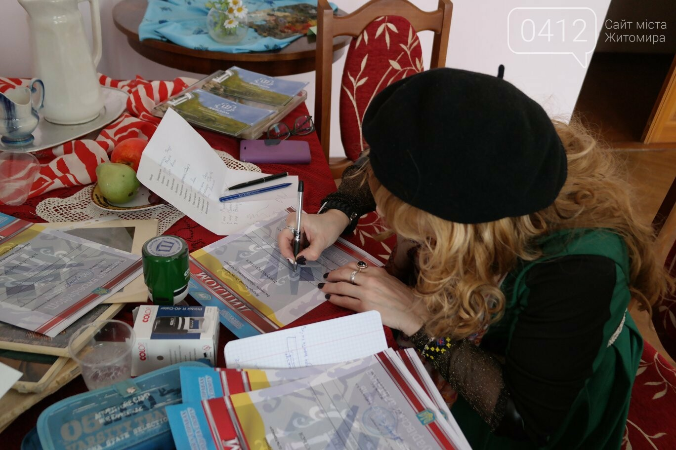 У Житомирі пройшов Всеукраїнський Літературний фестиваль «Шодуарівська Альтанка», фото-3