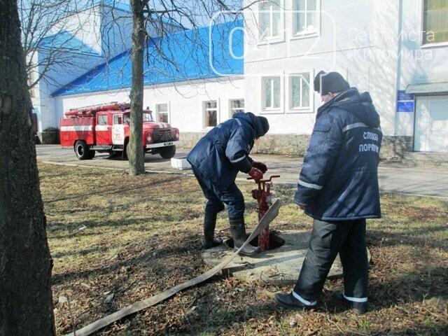 Перевірки на безпеку провели в Бердичеві, Новограді-Волинському та Пулинах, фото-1