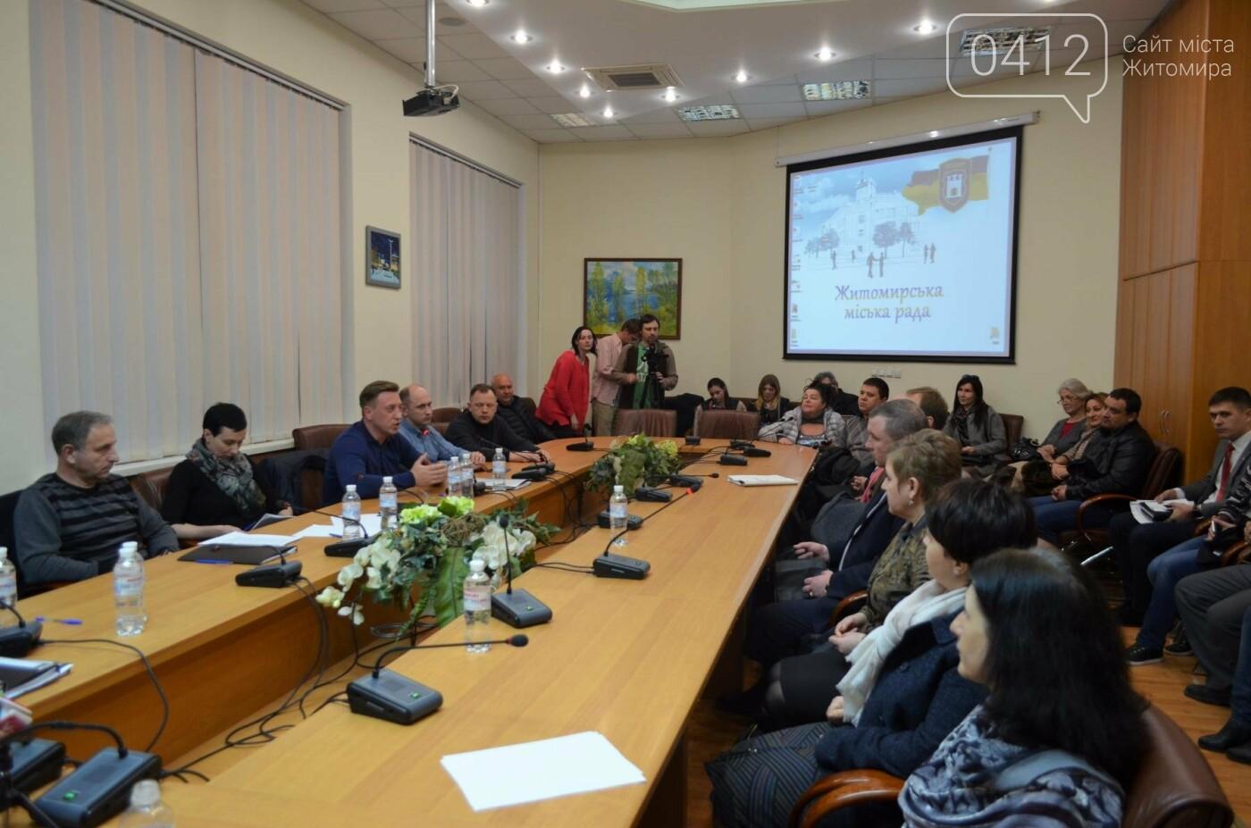 У Житомирі обрали членів Координаційної ради з питань бюджету участі, фото-3