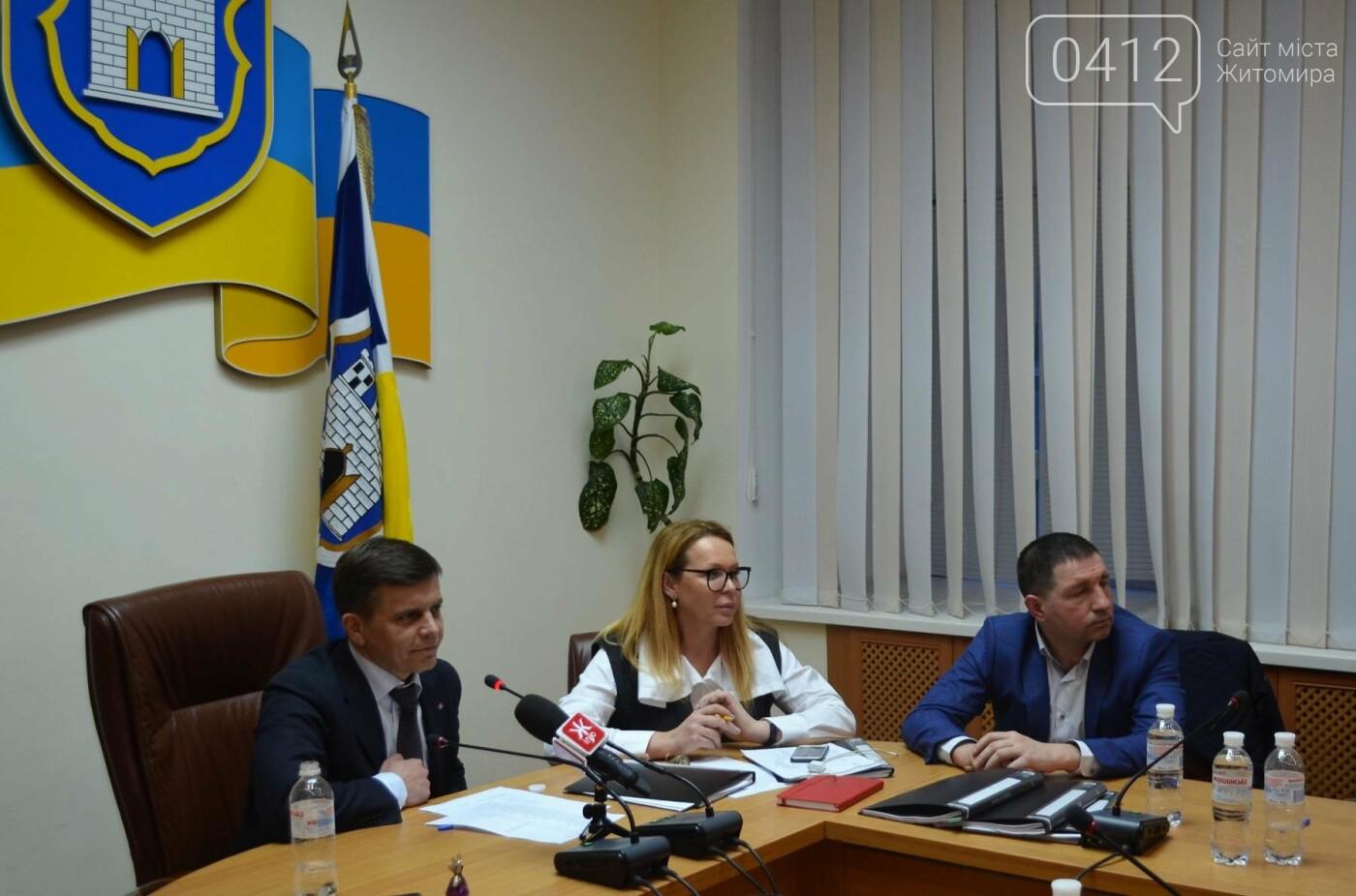 У Житомирі обрали членів Координаційної ради з питань бюджету участі, фото-1