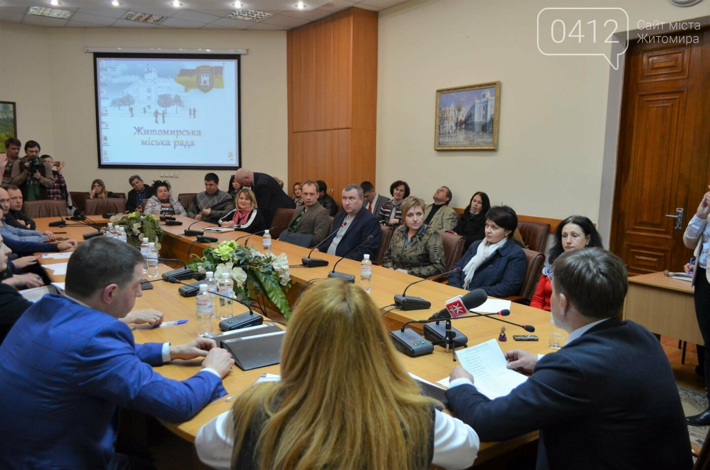 У Житомирі обрали членів Координаційної ради з питань бюджету участі, фото-4
