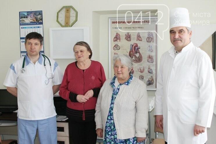 У Житомирі вперше провели дві унікальні операції на серці, фото-3