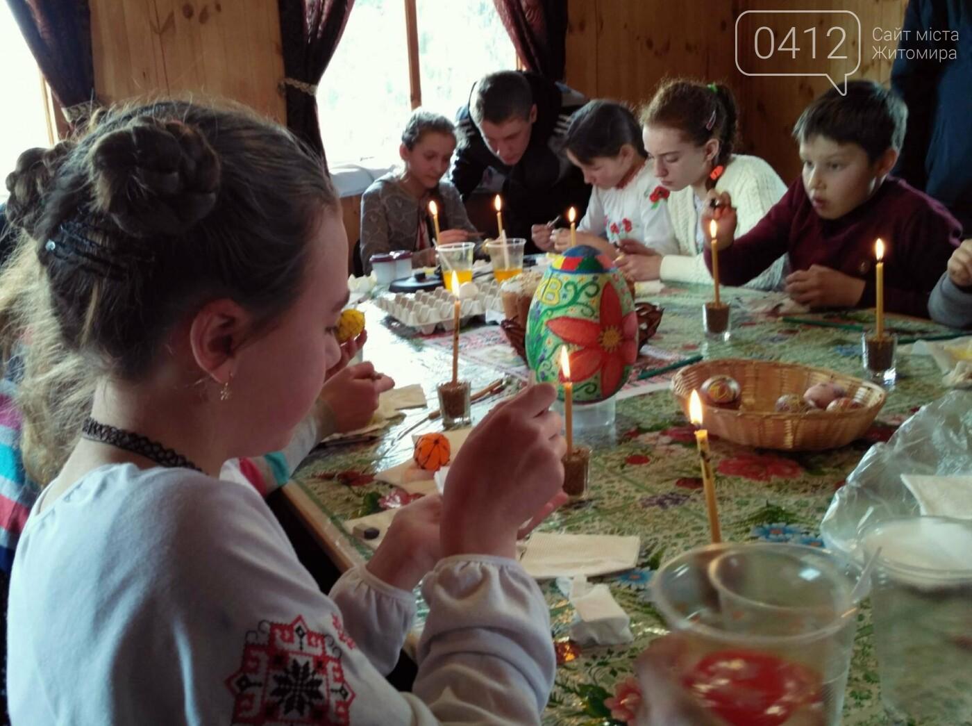 У Старому Солотвині відбувся майстер-клас з писанкарства, фото-3
