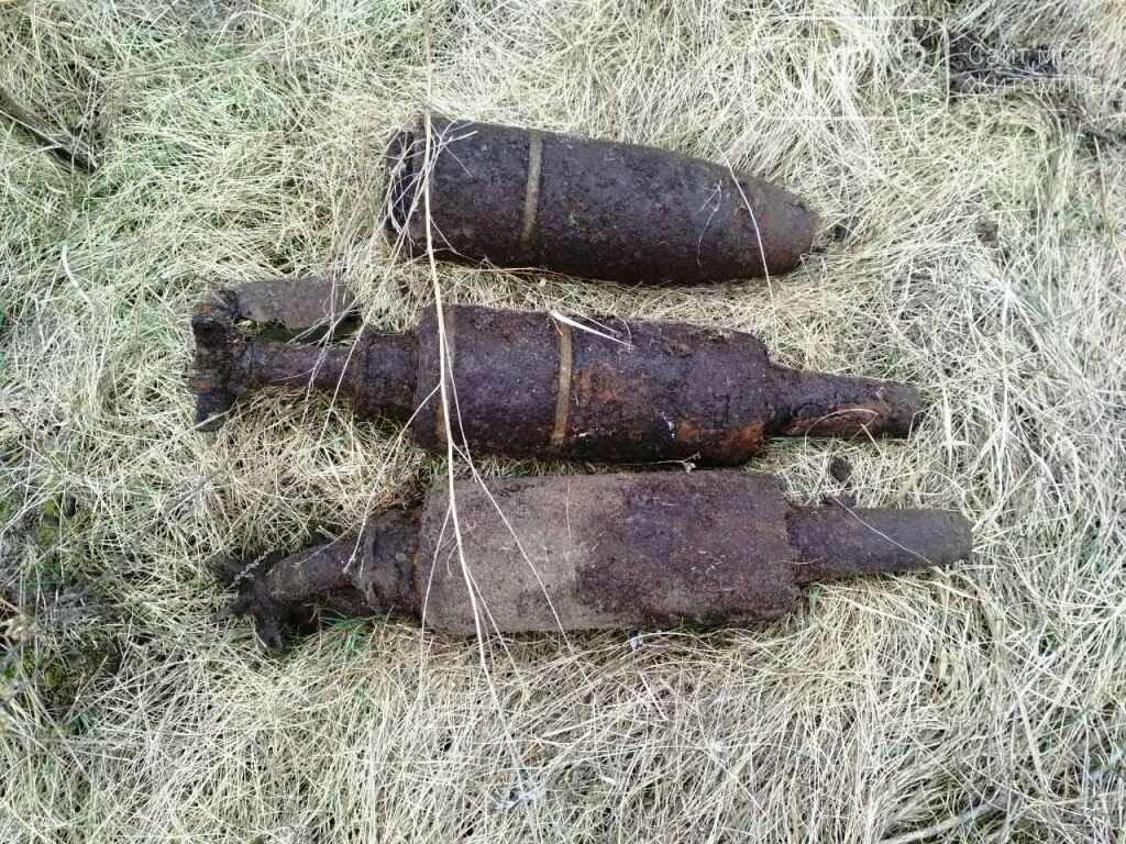 """У Коростенському районі """"мисливці"""" заметалобрухтом натрапили на снаряди , фото-2"""