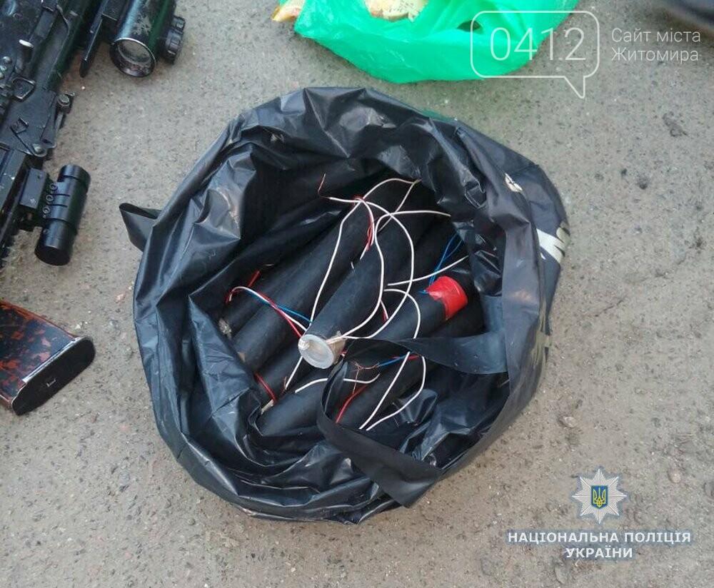 Малинчанин здав до поліції автомат Калашникова, а жителька Радомишля – майже дві тисячі набоїв, фото-2