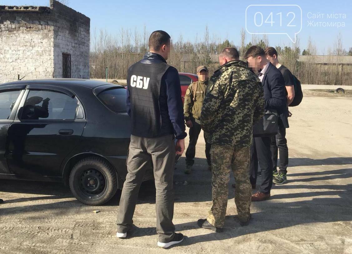 На Житомирщині СБУ затримала на хабарі посадовця пенітенціарного закладу, фото-5