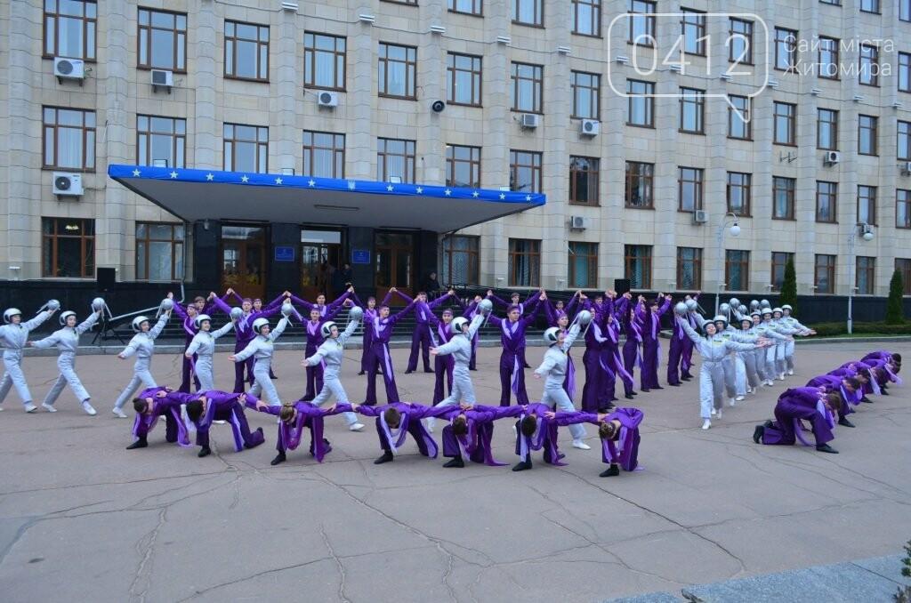 У Житомирі відзначили Всесвітній день авіації та космонавтики, фото-3