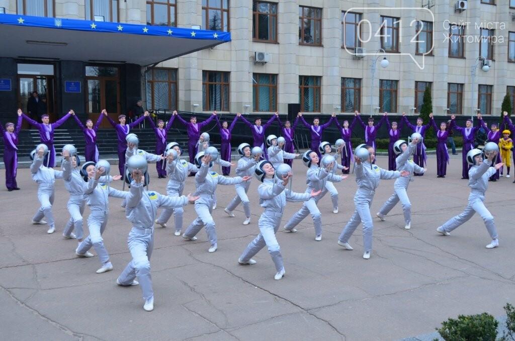 У Житомирі відзначили Всесвітній день авіації та космонавтики, фото-4