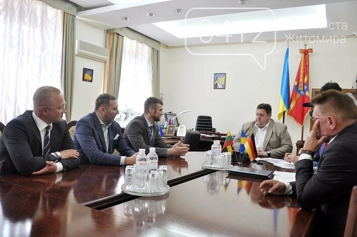 На Житомирщині литовський інвестор планує побудувати найбільшу сонячну електростанцію в області, фото-2
