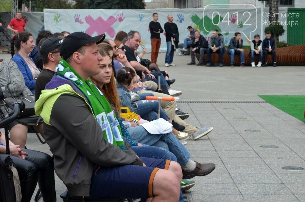 """Футболісти """"Полісся"""" здобули перемогу над львів'янами, фото-8"""