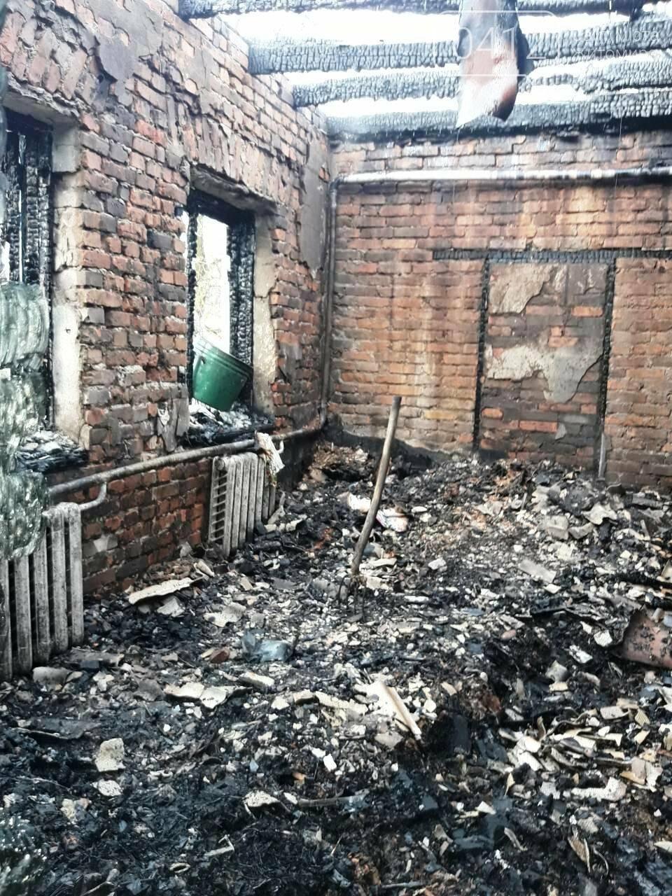 У Малині під час пожежі загинув 50-річний чоловік , фото-3