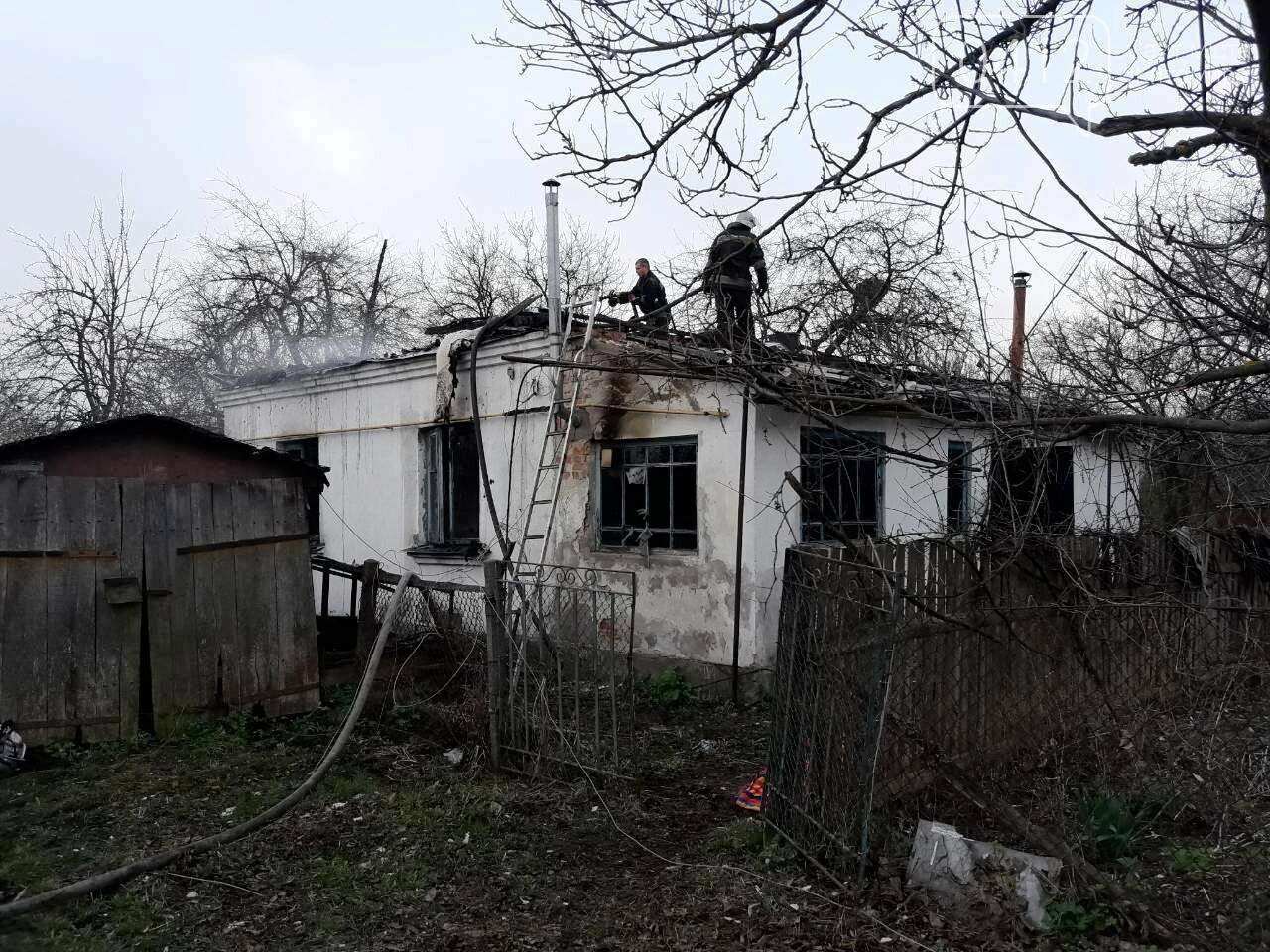 У Малині під час пожежі загинув 50-річний чоловік , фото-2
