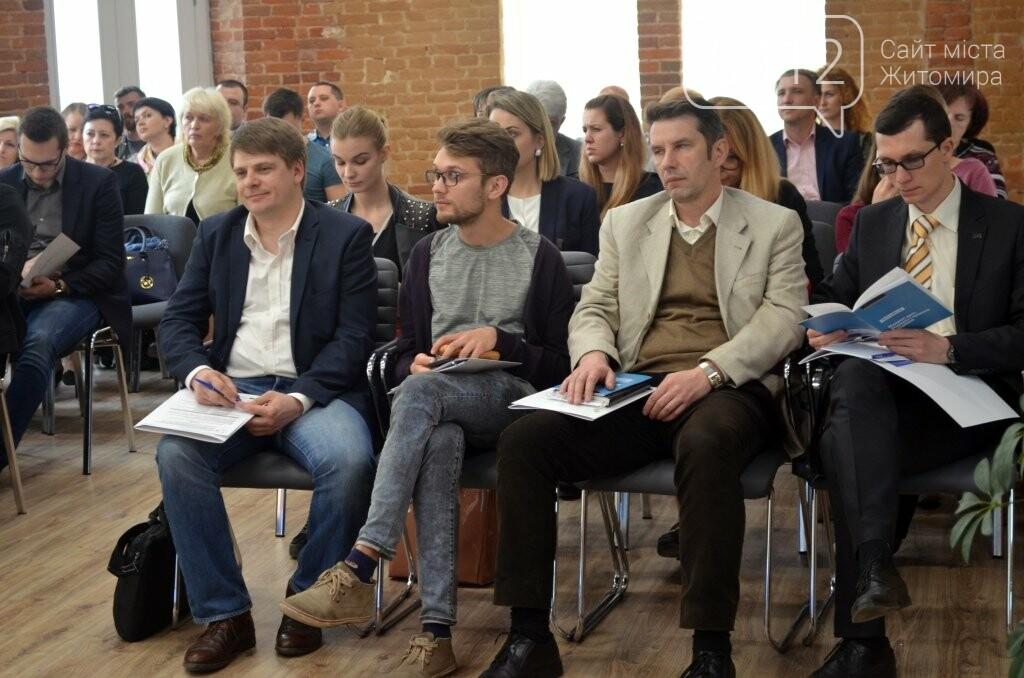 У Житомирі презентували «Відкриті дані міста: для громади, влади та бізнесу», фото-6