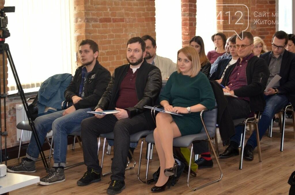 У Житомирі презентували «Відкриті дані міста: для громади, влади та бізнесу», фото-5