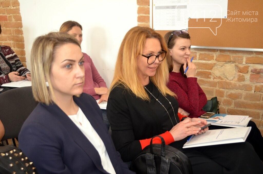 У Житомирі презентували «Відкриті дані міста: для громади, влади та бізнесу», фото-3