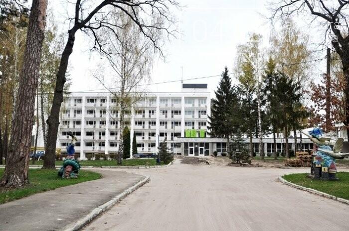 У Центрі вертебрології на Житомирщині вже переходять до ремонту другого поверху, фото-1