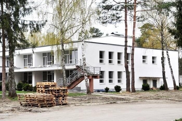 У Центрі вертебрології на Житомирщині вже переходять до ремонту другого поверху, фото-13