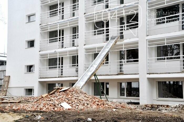У Центрі вертебрології на Житомирщині вже переходять до ремонту другого поверху, фото-9