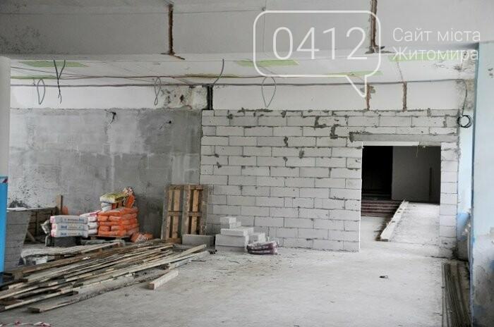 У Центрі вертебрології на Житомирщині вже переходять до ремонту другого поверху, фото-3