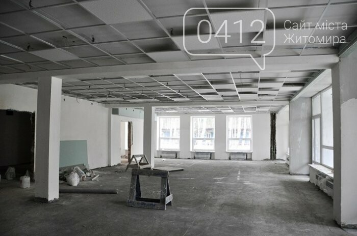 У Центрі вертебрології на Житомирщині вже переходять до ремонту другого поверху, фото-4