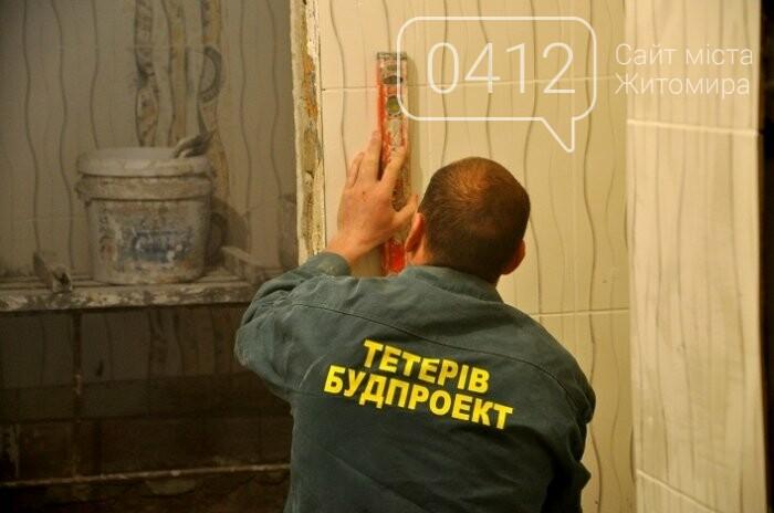 У Центрі вертебрології на Житомирщині вже переходять до ремонту другого поверху, фото-5