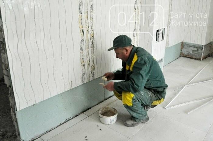 У Центрі вертебрології на Житомирщині вже переходять до ремонту другого поверху, фото-6