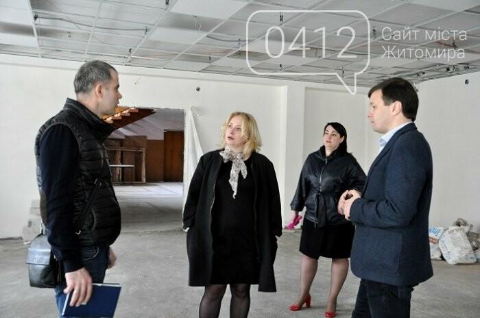 У Центрі вертебрології на Житомирщині вже переходять до ремонту другого поверху, фото-8