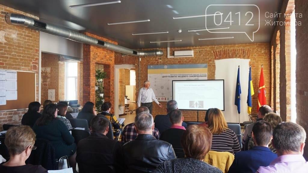 Медиків Житомирських громад навчали клієнтському сервісу, фото-5