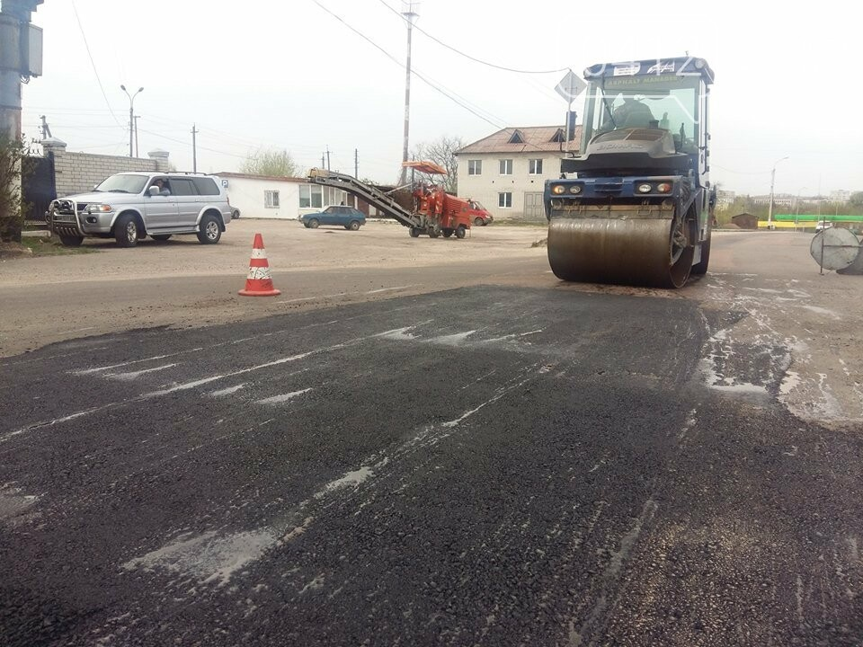 Де і як ремонтують дороги Житомирщини, фото-4