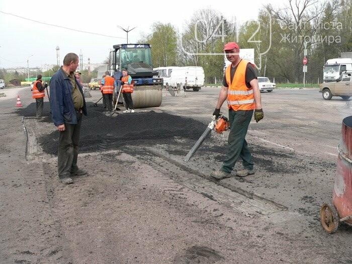 Де і як ремонтують дороги Житомирщини, фото-2