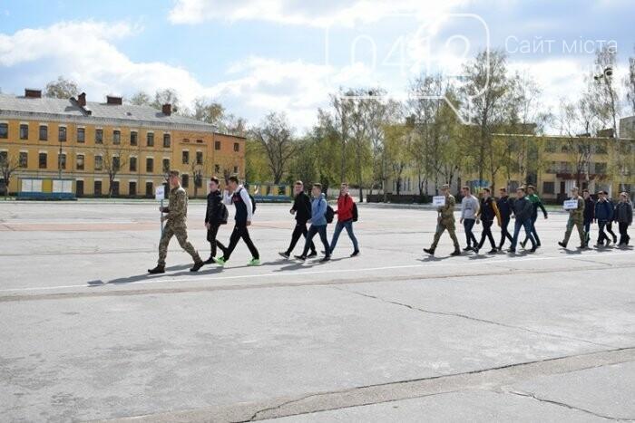 Школярі Житомирщини змагались у військовому інституті ім. С.Корольова, фото-2