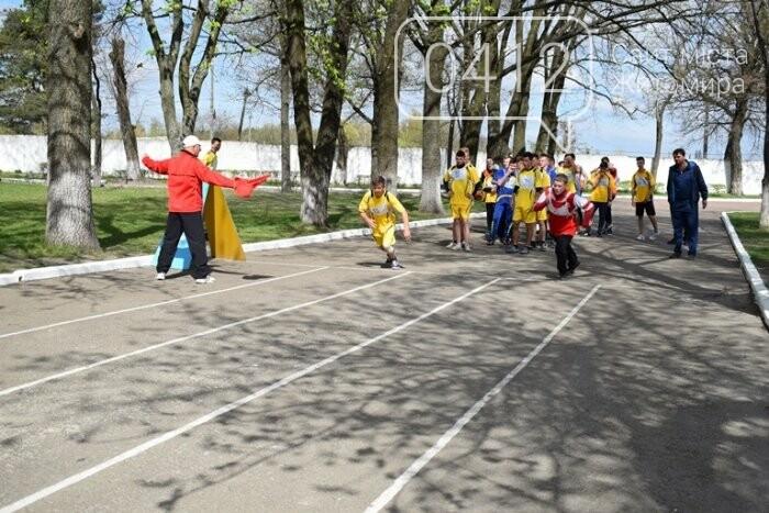 Школярі Житомирщини змагались у військовому інституті ім. С.Корольова, фото-10